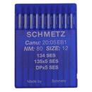 Schmetz S134SES Needle 80/12-10pk.