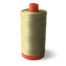 Aurifil Cotton Mako 50wt Lt Lemon 1300m (2110)