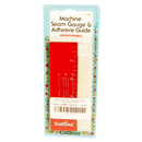 Machine Adhesive Gauge And Guide By Collins W-3094