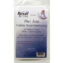 """Bosal Fusible Tricot/knit - White 20"""" X 36"""" (bos428)"""