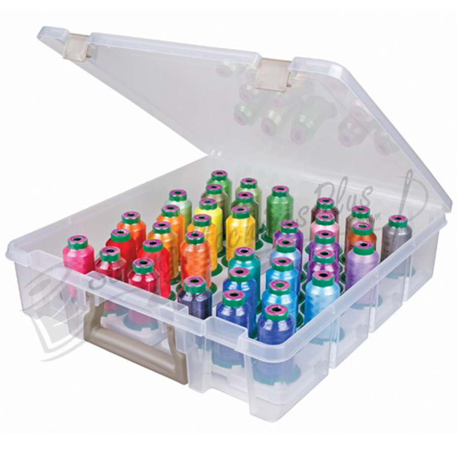 Isacord Super Satchel Thread Box Wtrays Is6955it