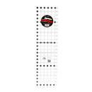 "Creative Grids Non-Slip Ruler 6 1/4""x 24 1/4"" CGR24"