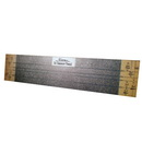 "Martelli 44"" Strip Ruler SR4405S"