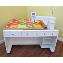 Photo of Arrow Quilty 1311 Cabinet - Crisp White from Heirloom Sewing Supply