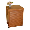 Arrow 98500 Sewnatra Compact Sewing Cabinet - oak finish