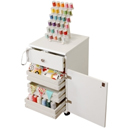 Arrow Suzi Storage Sidekick in White Model 801