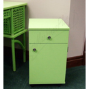 Arrow Suzi Storage Sidekick in Green Model 804