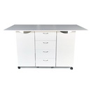 Arrow Sewing Furniture Kookaburra Cutting Table (Teak or Ash White Available)