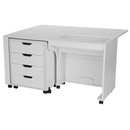 Arrow Laverne & Shirley Sewing Cabinet and Caddy
