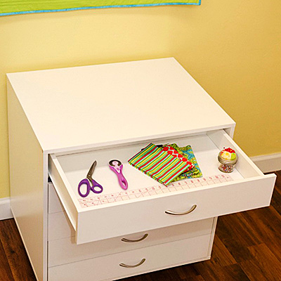 Mod 5 Drawer Storage Cabinet #2041 INCLUDED