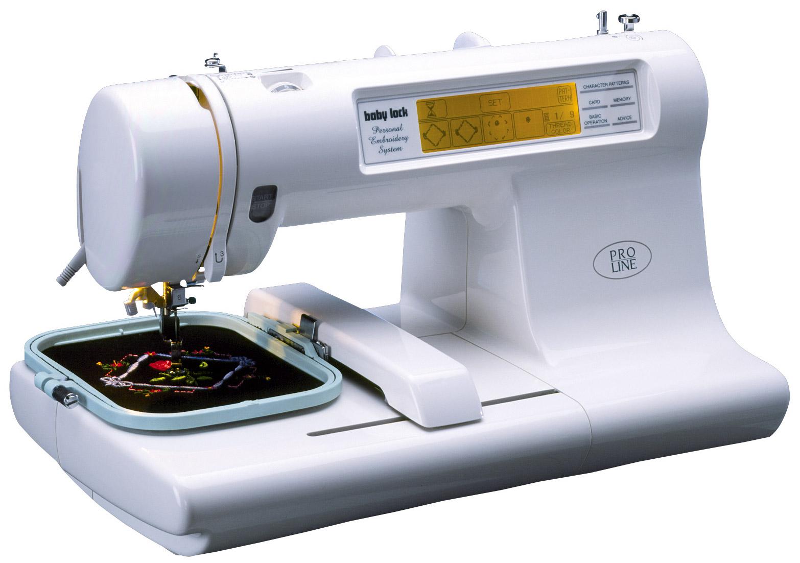 Baby Lock Embroidery Machine BL60E