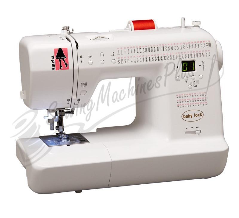 Baby Lock Amelia Sewing Machine BL40 New Anna Sewing Machine