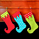 Elf Stocking Project