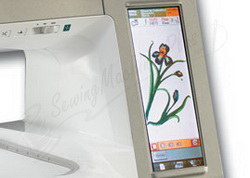 LCD Color Touch Screen