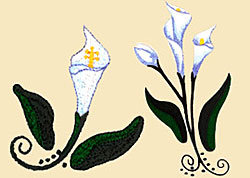 557 Built-In Embroidery Designs