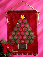 25 Days of Christmas Advent Calendar