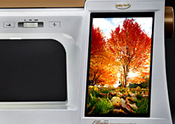 TruView ASV LCD Color Touch Screen in HD
