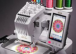 Baby Lock Endurance 6 Needle Embroidery Machine