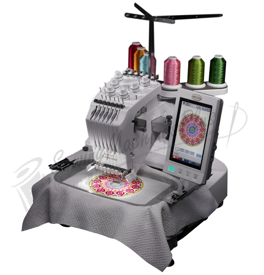 Baby Lock Endurance 6 Needle Embroidery Machine (BND9)