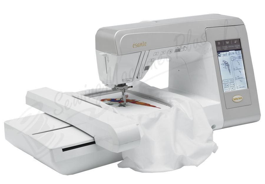 66455f8b93c Baby Lock Esante Sewing and Embroidery Machine