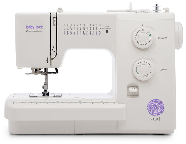 Baby Lock Zeal Sewing Machine From The Genuine Collection Amazing Baby Lock Grace Sewing Machine Manual
