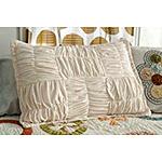 Soft Knit Basket Weave Pillowcase
