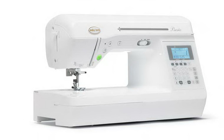 Baby Lock Presto Quilting and Sewing Machine