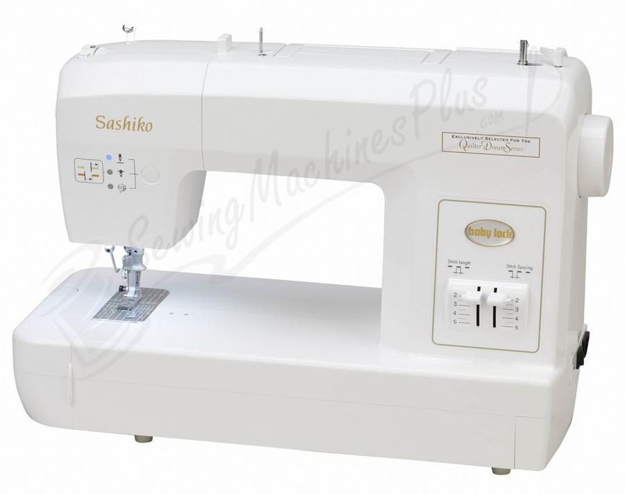 Baby Lock Sashiko 40 Sewing And Quilting Machine BLQK40 Impressive Sashiko 2 Sewing Machine