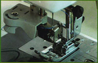 Needle Threader Automatic Thread Cutter