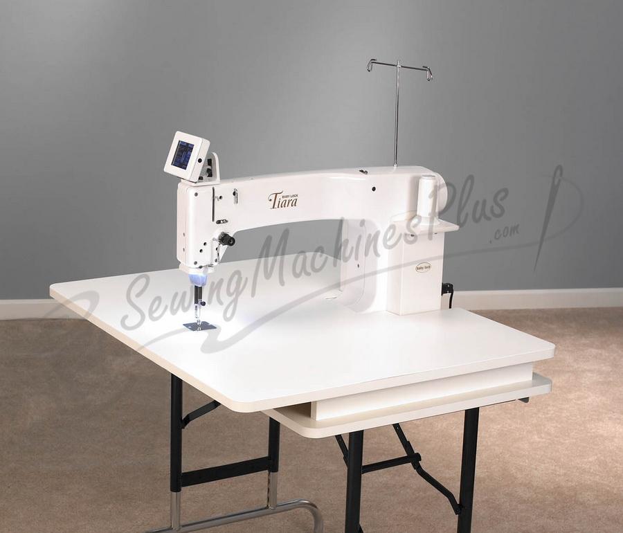 Baby Lock Tiara Long Arm Machine BLTR40 Delectable Baby Lock Tiara Sewing Machine