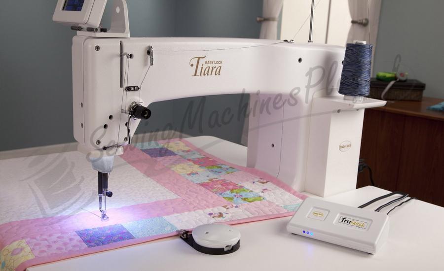 Baby Lock Tiara Long Arm Machine BLTR40 Cool Baby Lock Tiara Sewing Machine