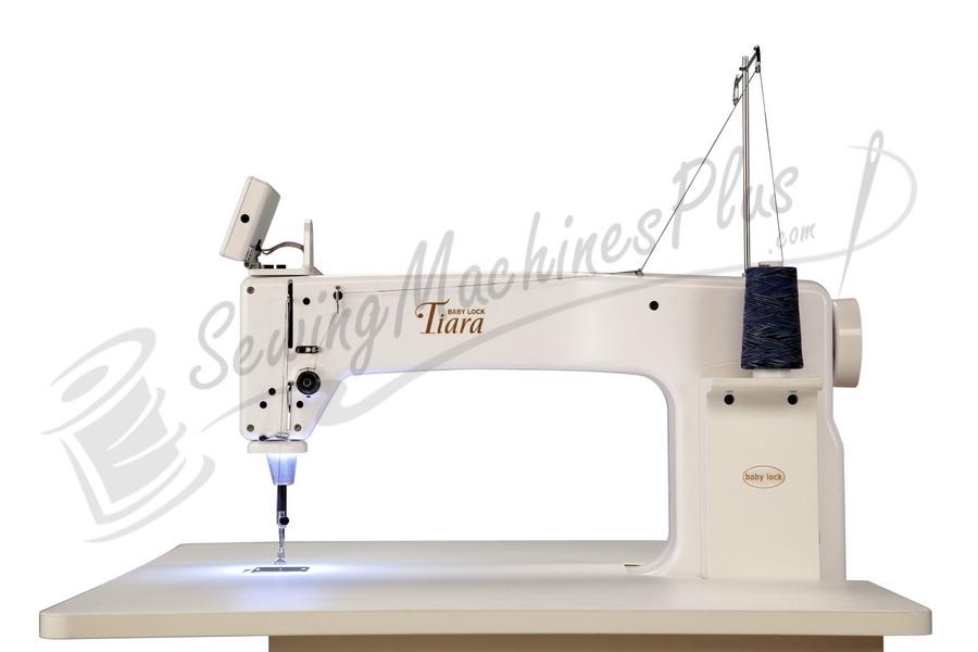 Baby Lock Tiara Long Arm Machine BLTR40 Stunning Baby Lock Tiara Sewing Machine