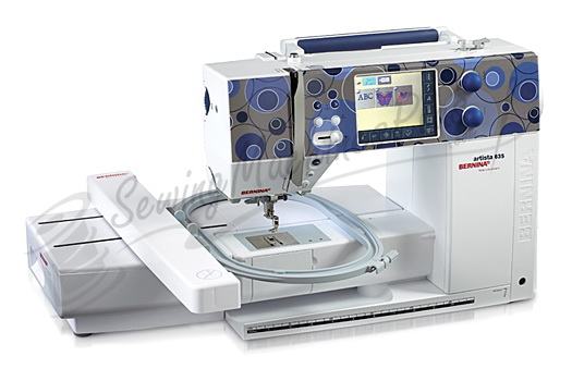 Bernina Artista 635 Limited Edition Sewing, Quilting and