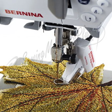 BERNINA Stitch Regulator (optional)