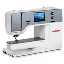 Bernina 750 QE Embroidery, Sewing and Quilting Machine Show Model (Optional Embroidery Unit Available)
