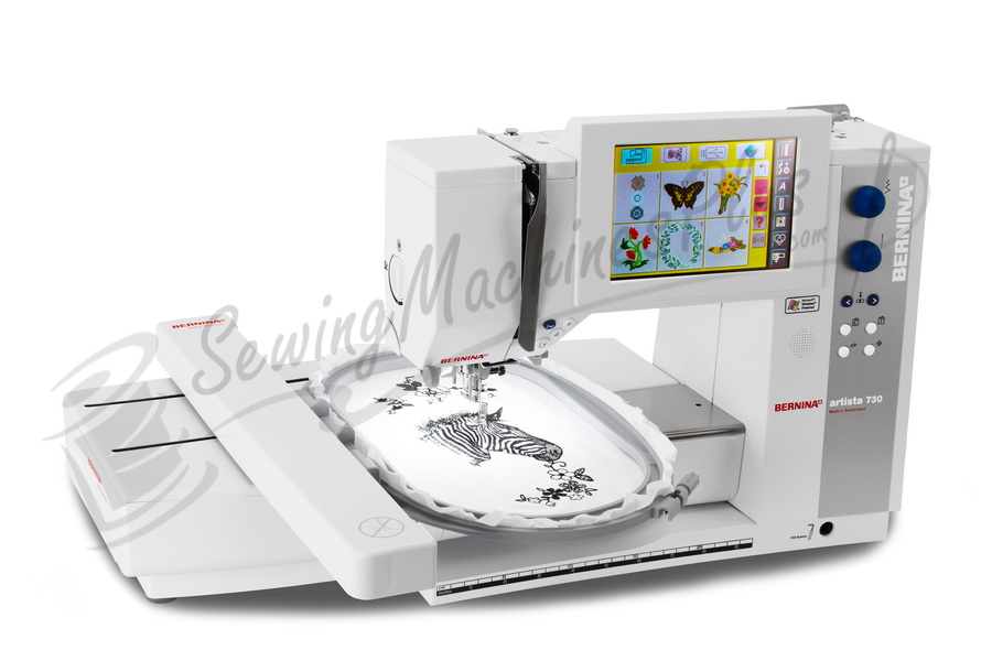 Bernina Artista 40E Sewing Quilting Embroidery Machine Custom Where To Buy A Bernina Sewing Machine