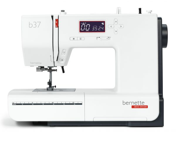 Simple operation for more efficient sewing