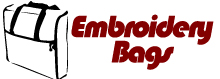 Embroidery Bags, Cases & Trolleys