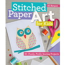 Stitched Paper Art for Kids (CT11068)