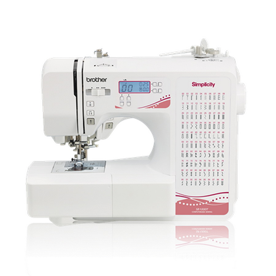 Brother Simplicity SB1000T Computerized Sewing Machine with Included ...