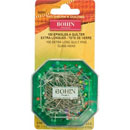 Pin Quilting Glasshead Asst 100ct (26593)