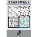 Cindi Mccracken Designs - Boardwalk Kit With Bali Poppy Bahamas Color Fabric Strip