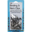Collins Binding and Hem Clips (C136)
