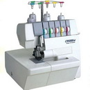 Photo of Consew 14TU2345 Portable Coverlock 2/3/4/5 Thread Machine from Heirloom Sewing Supply