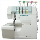 Consew 14TU854 Portable Overlock Stitch Machine 4 Thread, 2 Needle