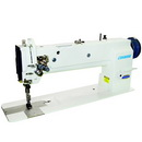 Photo of Consew Premier 2339RBLH-18 Double Needle Long Arm  from Heirloom Sewing Supply