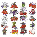 Dakota Collectibles Halloween #2 Embroidery Designs - 970313