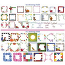Dakota Collectibles Quilt Labels Embroidery Designs - 970350