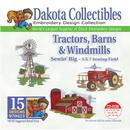 Dakota Collectibles Big Tractors, Barns & Windmills 970421
