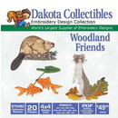 Dakota Collectibles Woodland Friends 970462
